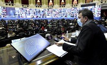 Covid-19: el oficialismo apura la ley de restricciones automáticas   Congreso