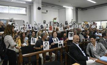 DD.HH.: se define el juicio por la Contraofensiva  | Derechos humanos