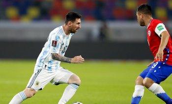Argentina - Chile por el debut en la Copa América: TV, hora y streaming | Copa américa 2021