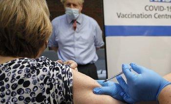 Plan de vacunación de una dosis: en Inglaterra el 80,3% de los adultos tiene inmunidad | Vacuna del coronavirus