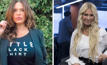 Indignada: Nazarena Vélez cargó contra Cris Morena por sus comentarios gordofóbicos | Cris morena
