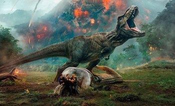 Jurassic World Dominion: El primer adelanto se verá este mes | Cine
