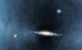Inesperado efecto de los agujeros negros más allá de su galaxia | Espacio exterior