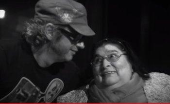 Video inédito: Mercedes Sosa y Cerati cantando Zona de Promesas | Música