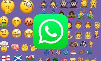 Cómo crear emojis combinados y mandarlos por Whatsapp | Celulares