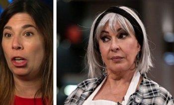MasterChef Celebrity: Georgina le marcó la cancha a María O'Donnell | Televisión