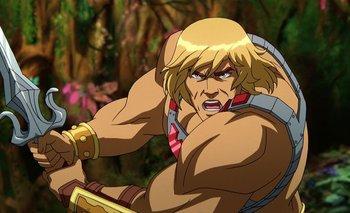 Netflix: La nueva serie de He-Man estrenó un épico trailer | Series