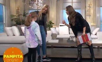 "La hija de Dani la Chepi la mandó al frente en vivo: ""No me gustan"" | Televisión"