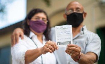 Nuevo récord de vacunación: ayer se aplicaron más de 370 mil dosis   Vacuna del coronavirus