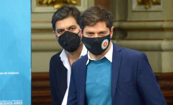 Ya van 15 semanas consecutivas de baja de casos en la provincia de Buenos Aires   Coronavirus en argentina