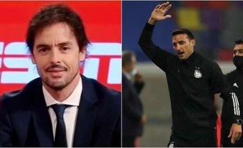 Closs explotó contra Scaloni por los convocados en la Selección | Copa américa 2021