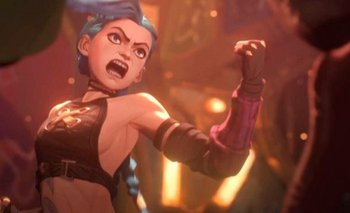 Arcane: se reveló un nuevo adelanto de la serie de Netflix y League of Legends | Gaming