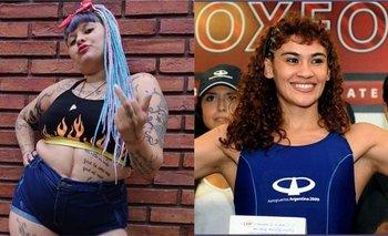 La Chabona enfrentaría a la Tigresa Acuña en una pelea de box | Redes sociales