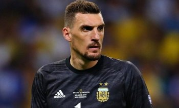 Copa América 2021: Armani dio negativo de coronavirus | Copa américa 2021