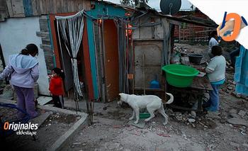 Desigualdad: la mayoría de los hogares de barrios populares están a cargo de mujeres | Pobreza