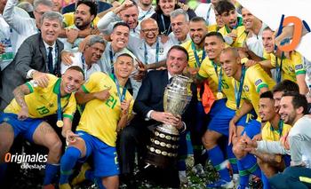 La Copa América y los genitales del fascismo distópico | Copa américa 2021