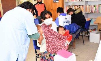 Casi un tercio de la Argentina fue vacunada con una dosis   Coronavirus en argentina