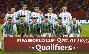 La Selección Argentina partió a Brasil y ya tiene formación para el debut | Copa américa 2021