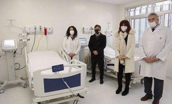 CFK y Kicillof inauguraron en un hospital una obra que el macrismo abandonó | Provincia