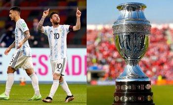 Confirmado: habrá público en la final entre Brasil y Argentina | Copa américa 2021