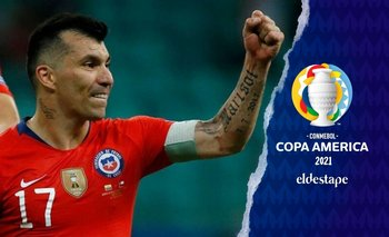 Chile, el plantel que se subió a la rebelión social contra Piñera | Copa américa 2021