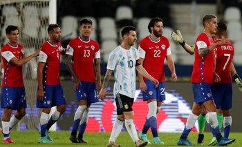 Argentina no se lo cree | Copa américa 2021