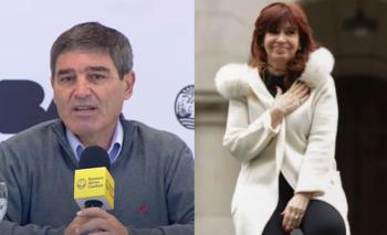 Fernán Quirós apoyó el mensaje de Cristina Kirchner y sorprendió a todos | Vacuna del coronavirus