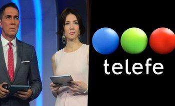 La muerte en Telefe que golpea a Cristina Pérez y Rodolfo Barili | Cristina pérez