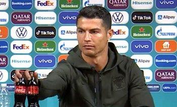 La fortuna que Cristiano Ronaldo le hizo perder a Coca-Cola | Fútbol