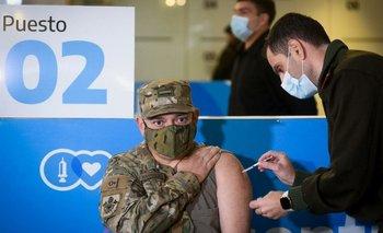El 40% de los argentinos mayores de 18 ya fue vacunado con una dosis | Coronavirus en argentina