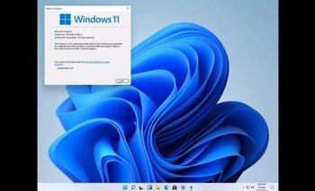 Microsoft presentó Windows 11 con cambios en la interfaz y mejoras en el rendimiento | Tecnología