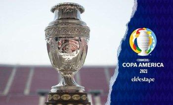Copa América 2021: una figura estalló contra la Conmebol por el COVID   Copa américa 2021