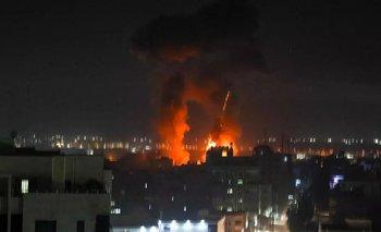 Israel quebró el alto el fuego y volvió a bombardear Gaza | Conflicto palestino-israelí