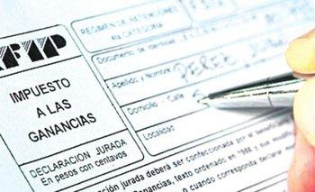 Ganancias: el Gobierno promulgó las nuevas escalas para las empresas | Impuesto a las ganancias