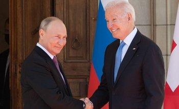 Cumbre entre Putin y Biden: fuertes advertencias | Relaciones internacionales