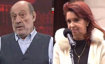 """La obsesión de Alfredo Leuco con Cristina Kirchner: """"Entró en pánico""""   Alfredo leuco"""