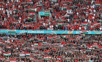 Gracias a la Sputnik V, Hungría-Portugal se jugó a cancha llena | Europa