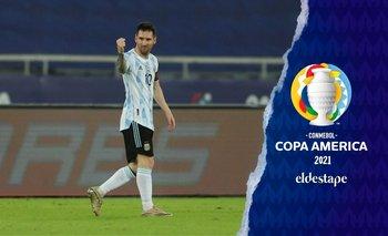 La reconversión de Messi: líder y guerrero como nunca | Selección argentina