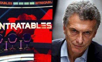 Periodista de Intratables se lanza a la política con el macrismo | Intratables
