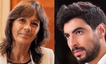 El cruce entre Vilma Ibarra y Facundo Moyano por el sindicalismo | Igualdad de género