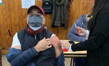 Iúdica se vacunó contra el coronavirus y lo comparó con el nacimiento de un hijo | Mariano iúdica