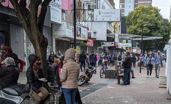 Quilmes: comerciantes celebran la flexibilización de las restricciones | Coronavirus en argentina