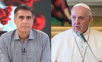 El Papa defendió a los trabajadores y Laje explotó de furia | Televisión