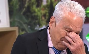 Alberto Cormillot se quebró en vivo a poco del día de padre | Televisión