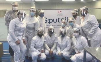 Ya están listas las primeras dosis de Sputnik V producidas en Argentina | Coronavirus en argentina