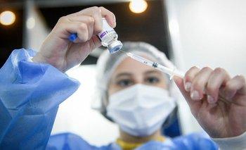 Récord de vacunación: aplicaron 7.643.753 dosis en el último mes   Vacuna del coronavirus