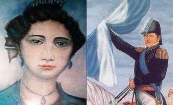 La mujer que fue clave en el Día de la Bandera: quién fue María Catalina Echevarría | Día de la bandera