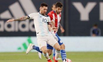 Argentina - Paraguay: hora, TV, streaming y posibles formaciones | Fútbol