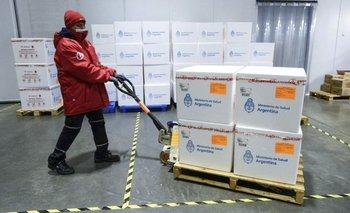 Vacuna contra el COVID: distribuyen más de 2 millones de dosis de Sinopharm | Coronavirus en argentina