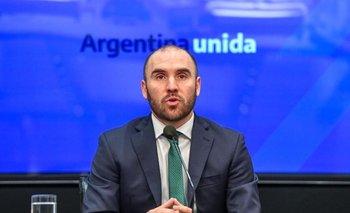 Guzmán advirtió por los peligros de no cerrar un acuerdo con el FMI | Deuda externa